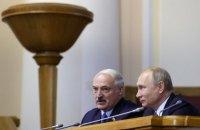Європа веде переговори з Путіним про Білорусь