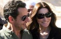 Бруни подарит Саркози сына