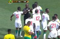 ФИФА пожизненно дисквалифицировала судью за спорный пенальти