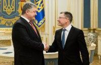 Порошенко: Миротворческая миссия ООН может стать гарантом достижения мира на Донбассе