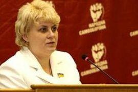 Нунсовка Лукьянова подумывает о коалиции