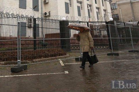 Температура в Киеве по климатической норме отвечает концу октября