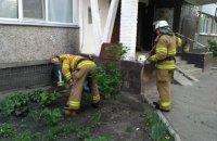 В Киеве при падении с высоты погиб мужчина