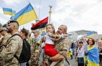 У Києві відбувся Марш захисників України