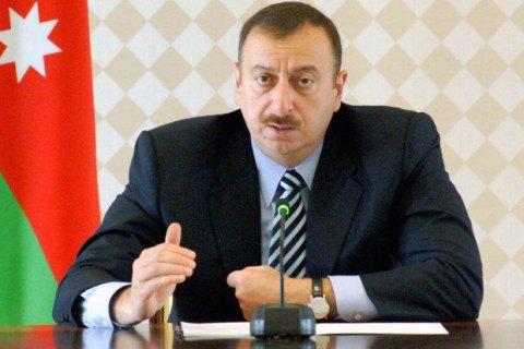 Нагорный Карабах: Алиев заявил об уничтожении азербайджанской армией линии разграничения