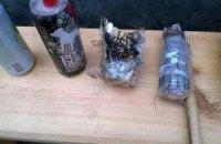 СНБО: отступая, террористы оставляют самодельные мины