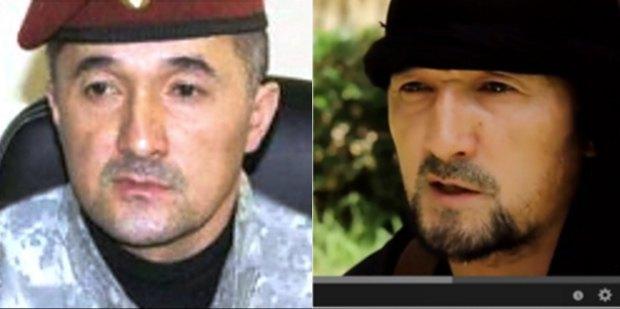 Гулмурод Халимов до и после перехода на сторону ИГИЛ