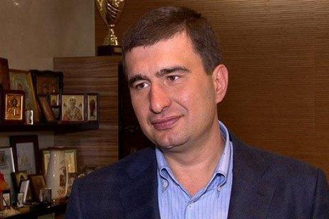 Маркова відпустили під домашній арешт