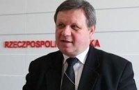 Польський консул зірвав голос, підтримуючи збірну України