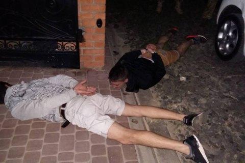 За нетрезвым сыном экс-силовика гнались восемь патрулей