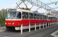 КГГА готовит новый трамвайный маршрут