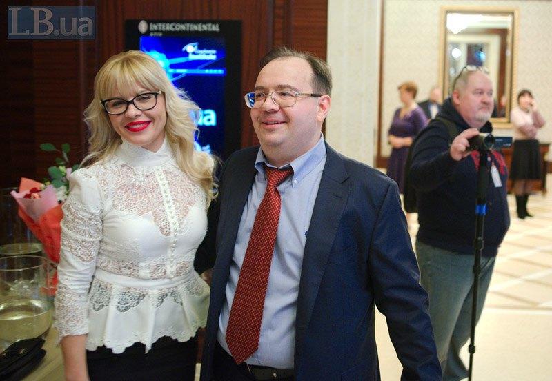 Анна Стешенко и Олег Базар, Lb.ua