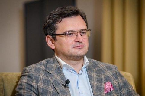 Російська Федерація активно нарощує ядерний потенціал в окупованому Криму, - Кулеба