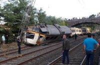В Іспанії потяг зійшов з рейок: 27 потерпілих (оновлено)