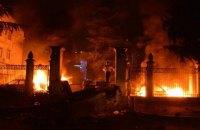 Из-за штрафа водителю в Батуми вспыхнули беспорядки, пострадали более 30 человек