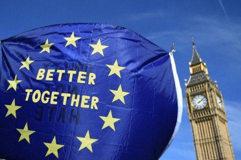 У Британії створюють нову партію, яка хоче скасувати Brexit без проведення нового референдуму