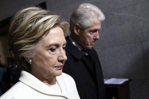 Трамп предложил расследовать связи семьи Клинтон с Россией