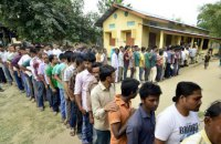 В Індії почалися 5-тижневі вибори в парламент