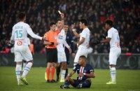 """Футболисты """"Марселя"""" в замешательстве: им запрещают рукопожатия и обниматься, празднуя гол"""