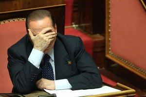 Берлускони исключили из политической элиты Италии на два года