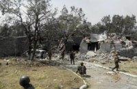 Боевики всю ночь обстреливали Донецкий аэропорт и Дебальцево