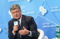 Порошенко: украинцы должны иметь возможности ездить в ЕС без виз