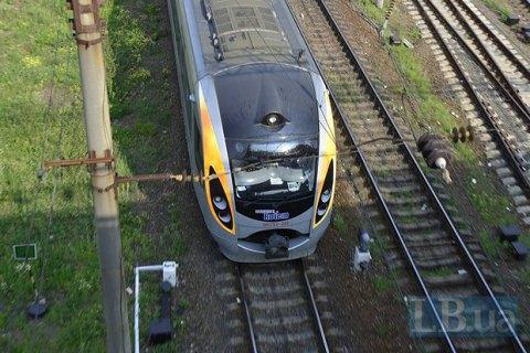 Пасажирів потяга евакуювали через повідомлення про мінування (оновлено)