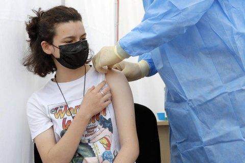 В Евросоюзе одобрили Moderna для вакцинации детей старше 12 лет