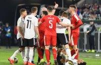 Соперник сборной Украины по группе Евро-2020 сыграл в зрелищную ничью с 4-кратными чемпионами мира