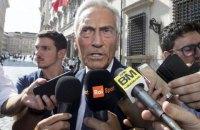 """В Італії можуть призупинити матчі Серії А, через загибель уболівальника і ножові фанатські бійки перед грою """"Інтер"""" - """"Наполі"""""""