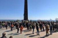 В Одессе задержали провокаторов с георгиевской лентой и свастикой, подрались русофилы и полицейские