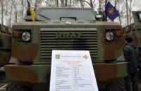 Військовий на КрАЗі збив місцевого жителя в Донецькій області