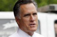 С Миттом Ромни произошел неприятный конфуз