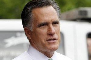 Із Міттом Ромні стався неприємний конфуз