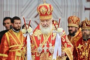Янукович приготовил патриарху Кириллу хороший подарок