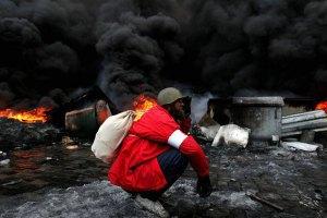 Активісти з Грушевського: стоятимемо до останнього