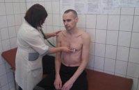 ФСИН опубликовала новое фото Сенцова