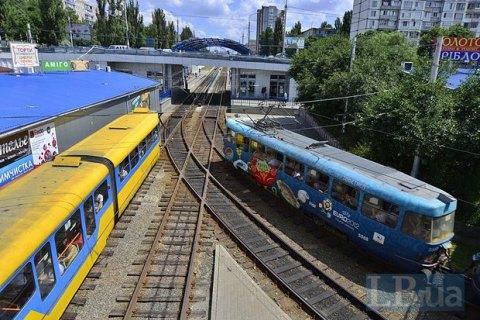 Киев собрался купить 400 трамваев, троллейбусов и электробусов за пять лет