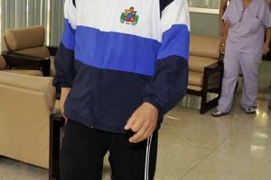 Чавес плакал на мессе в Венесуэле