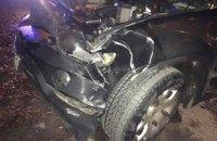 В Ровенской области пьяный водитель BMW сбил насмерть двух женщин и скрылся