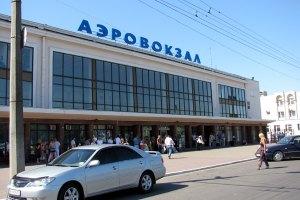 Одесский аэропорт заблокировал спецназ