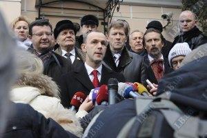 Кожемякин стал официальным защитником Тимошенко