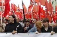 Симоненко пообіцяв привезти під вибори тисячу комуністів з Росії