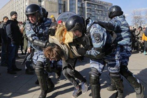 В Новосибирске прошла акция в поддержку задержанных 26 марта
