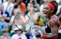 Шарапова в финале AusOpen в 16-й раз подряд проиграла Уильямс