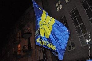 """Европейские евреи глубоко озабочены возвращением """"самой темной идеологии"""" в Украину"""