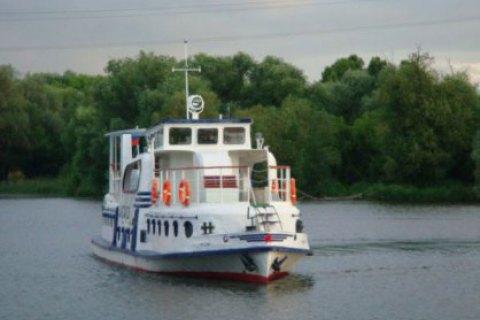 У Москві п'яний чоловік викрав теплохід і зіткнувся з іншим судном