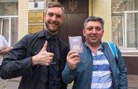 Азербайджанский журналист Гусейнов, которому грозила экстрадиция, выехал из Украины в Нидерланды