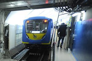 Киевский метрополитен закупит 4 вагона для инвалидов
