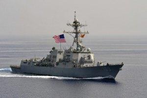 США відправили в Чорне море есмінець Jason Dunham
